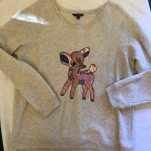 American Eagle xl sweatshirt Bambi